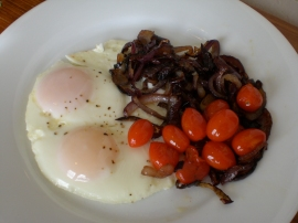 Eggs and Onions