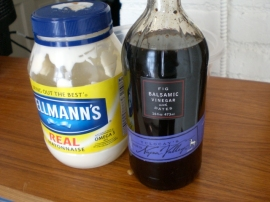 Fig Vinegar